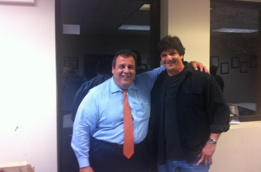 "Steve's ""Opening Act"" Ask The Governor"" on New Jersey 101.5 Gov. Chris Christie"